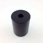 Aluminum Seat Spacers - Black 20, 30 or 40mm eShifterKart.com 125 Shifter Kart Parts
