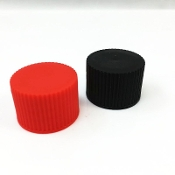 Reservoir Tank Fitting Cap - Red or Black