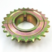 eShifterKart.com 125 Shifter Kart Sprocket steel 50mm