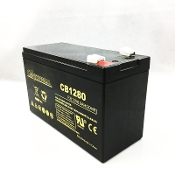 CB1280 Non-Spillable Battery 8AH TaG bATTERY