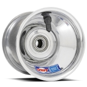DWT Magnesium Low Volume 5X130MM Kart Wheels - PAIR