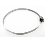 """Active"" Air Filter Clamp, Smooth Band, 68/79-5mm"