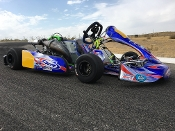 2017 CKR SG3 Chassis - O2S legal Modified 2001 CR125 engine