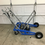 Streeter Super Lift Electric Kart Stand