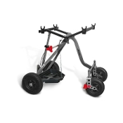 Stone Kart Stand - Transformer Mechanic Lift Trolley