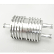 "WildKart 1/4"" Inline Fuel Heat Exchanger"